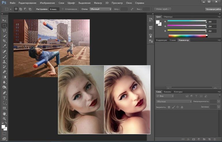 приложения для обработки фото где можно рисовать скумбрии, особенно