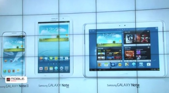 Samsung Galaxy Note 8.0 test.mobileimho.ru