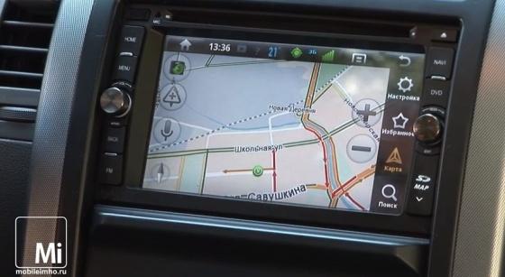 Android на колесах
