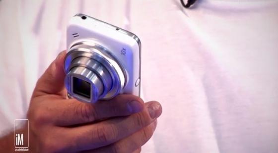 Samsung Galaxy S4 ZOOM test.mobileimho.ru