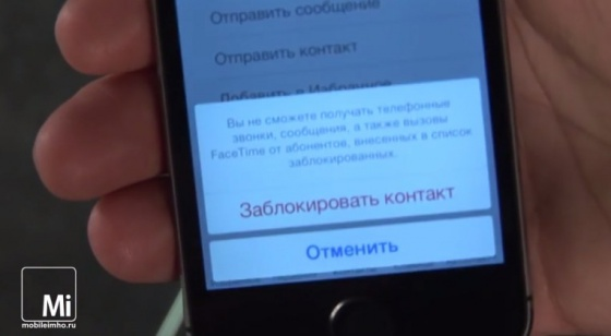iPhone 5S test.mobileimho.ru