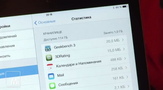 iPad Air test.mobileimho.ru