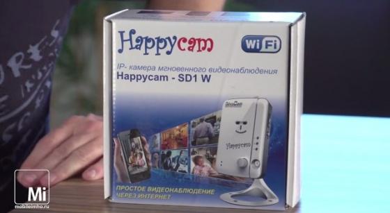 HappyCam SD1W test.mobileimho.ru