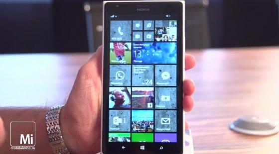 Windows Phone 8.1 test.mobileimho.ru