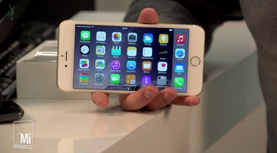 iPhone 6 Plus. test.mobileimho.ru