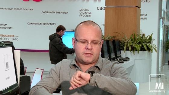 LG G Watch test.mobileimho.ru
