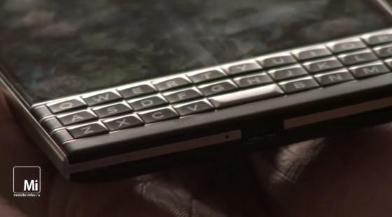 Blackberry Passport test.mobileimho.ru