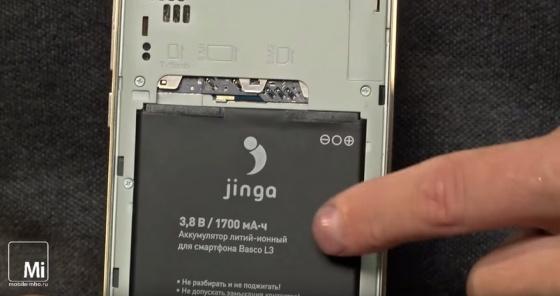 Jinga Basco L3 Mobileimho