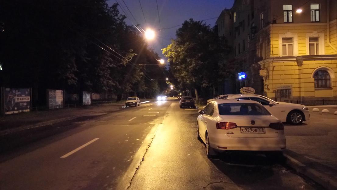 Xperia XA ночь1