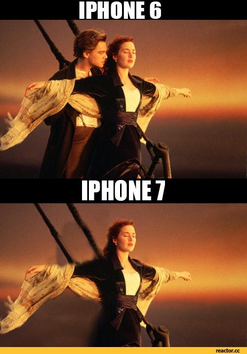 iphone-7 без джека