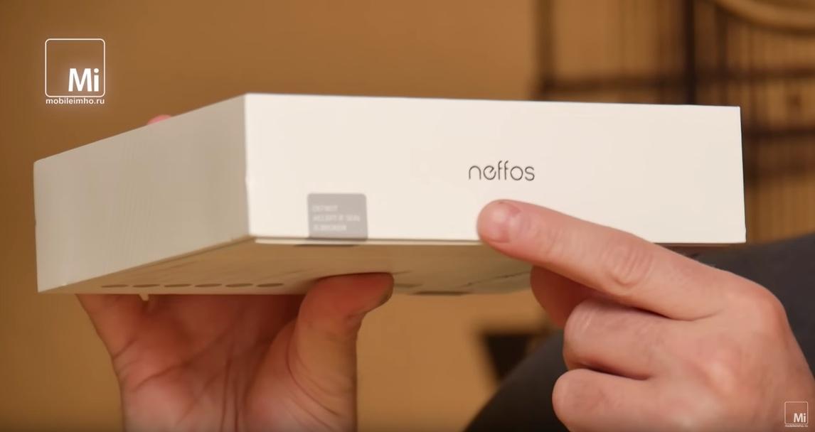 Neffos X1. Годный смарт от TP-Link.