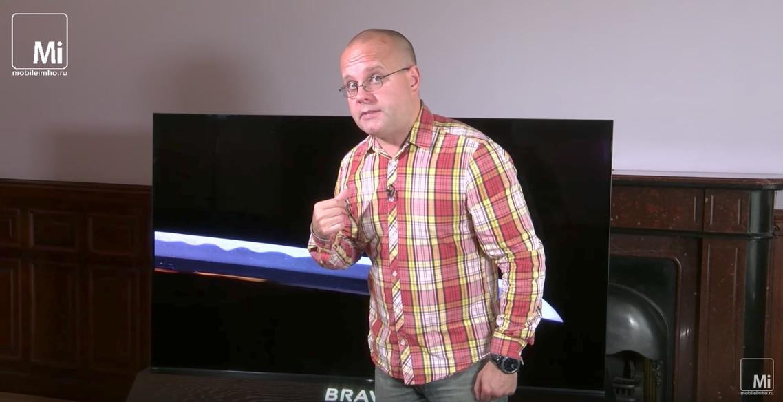 Sony A1 OLED TV. Телевизор, который не боится сравнений!