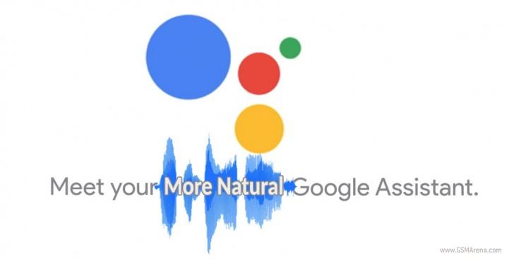 Google Assistant и WaveNet: для естественной речи