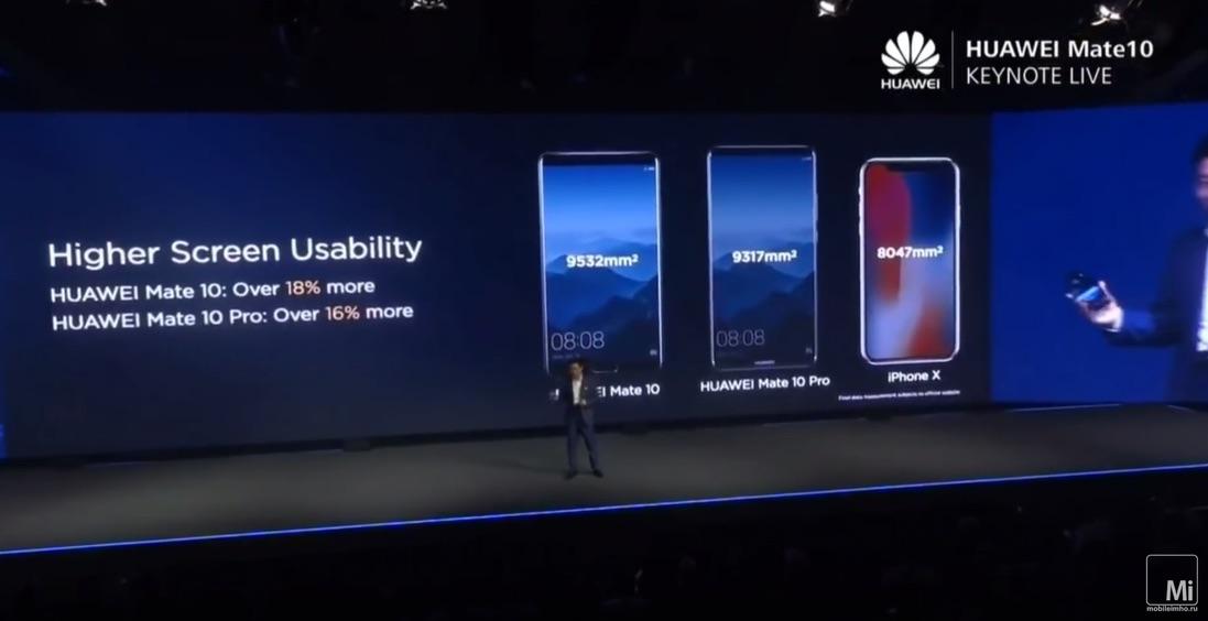Huawei Mate 10. Не PRO, и слава Богу!