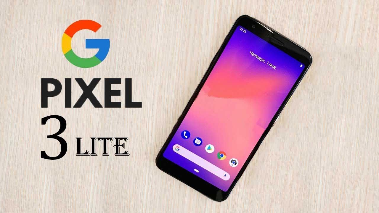 Google Pixel 3 Lite - что известно о новом устройстве