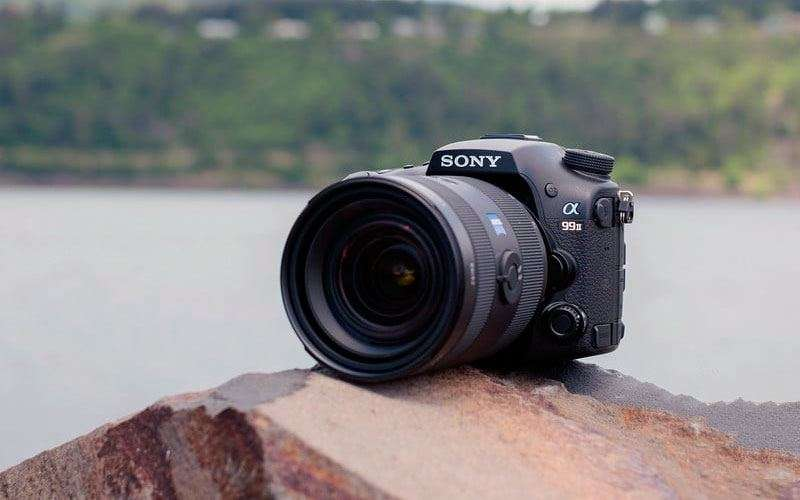 Фотокамера Sony Alpha A99 Mark II - новинка для профессионалов