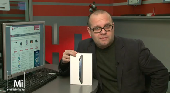 Андрей Соловьев и ipad mini на test.mobileimho.ru
