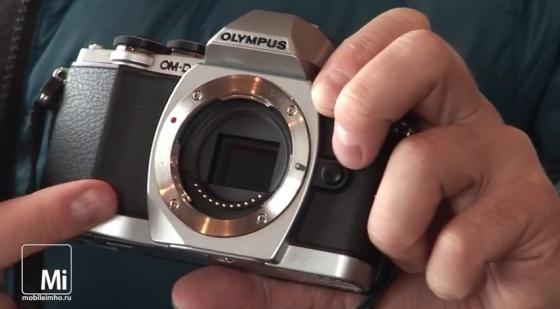Olympus O-MD EM-10