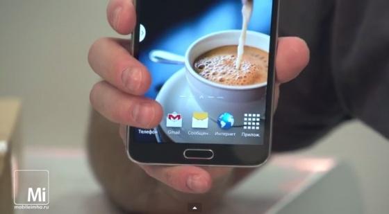 Samsung Galaxy Note 3 Neo. test.mobileimho.ru