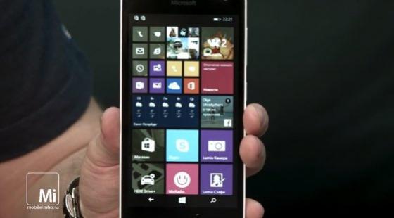 Microsoft Lumia 535 Dual mobileimho