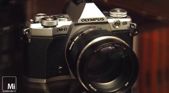 Olympus OM-D E-M5 Mark2