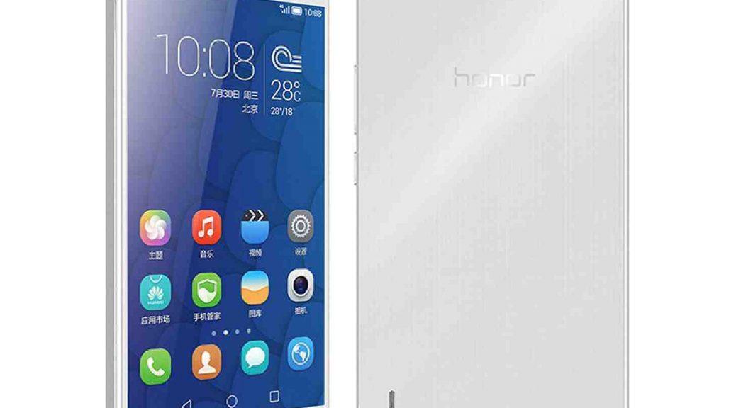 Huawei Honor 6 plus 1