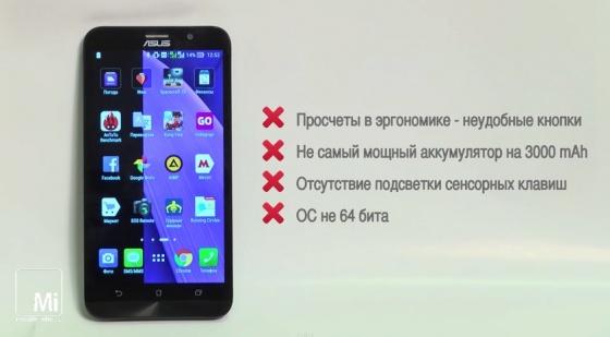 Asus ZenFone 2 mobileimho