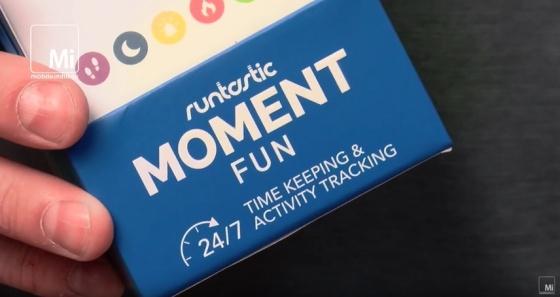 Runtastic Moment Elite