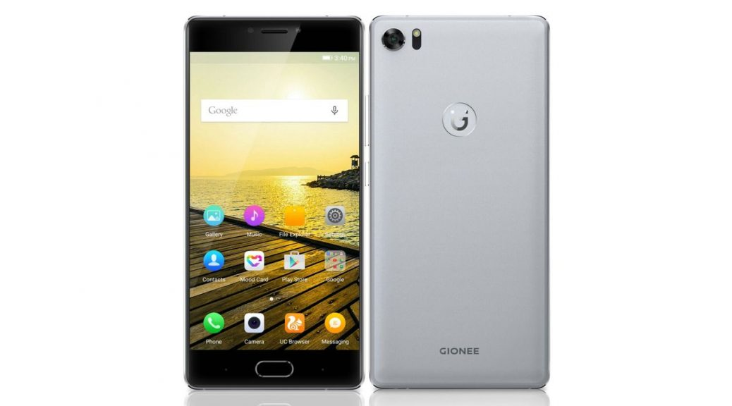 Gionee-Elife-S8-Gold-Silver-Front-Back
