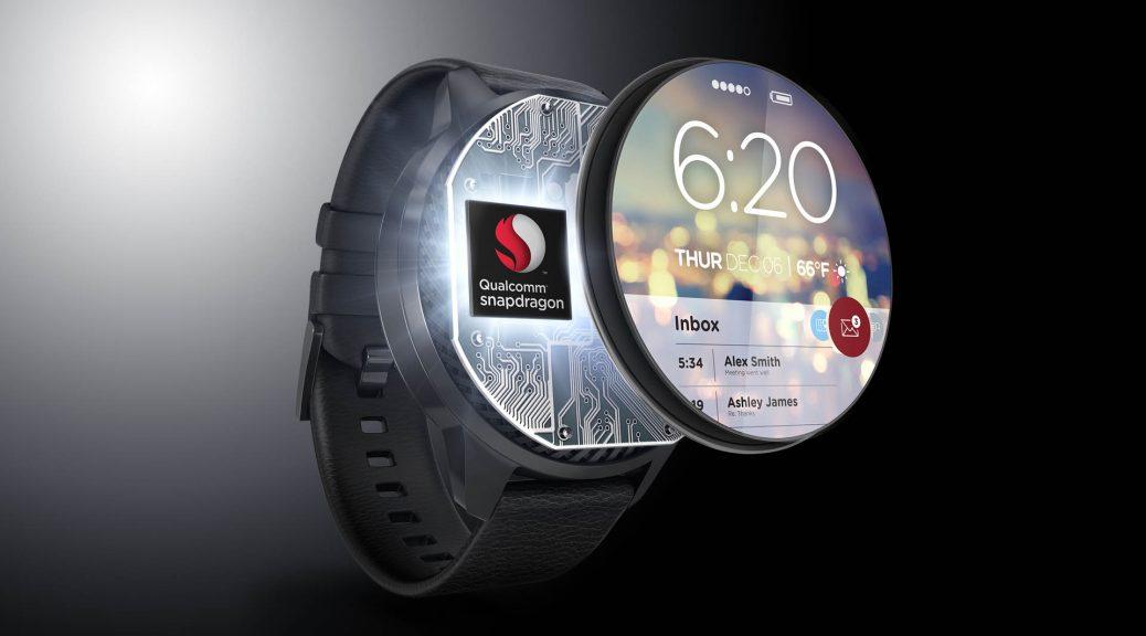 Qualcomm-Snapdragon-Wear-2100-SoC-smartwatch-Wearables