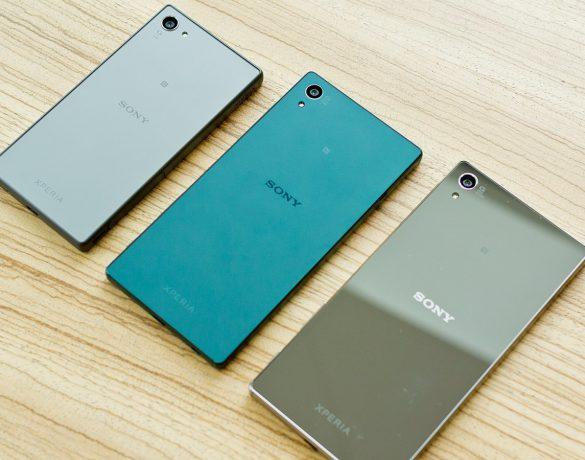 Sony Z5 Premium. 4K для особых случаев.