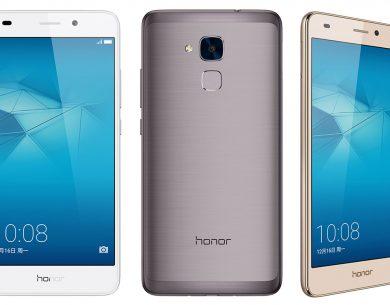 Huawei Honor 5C: официальный анонс